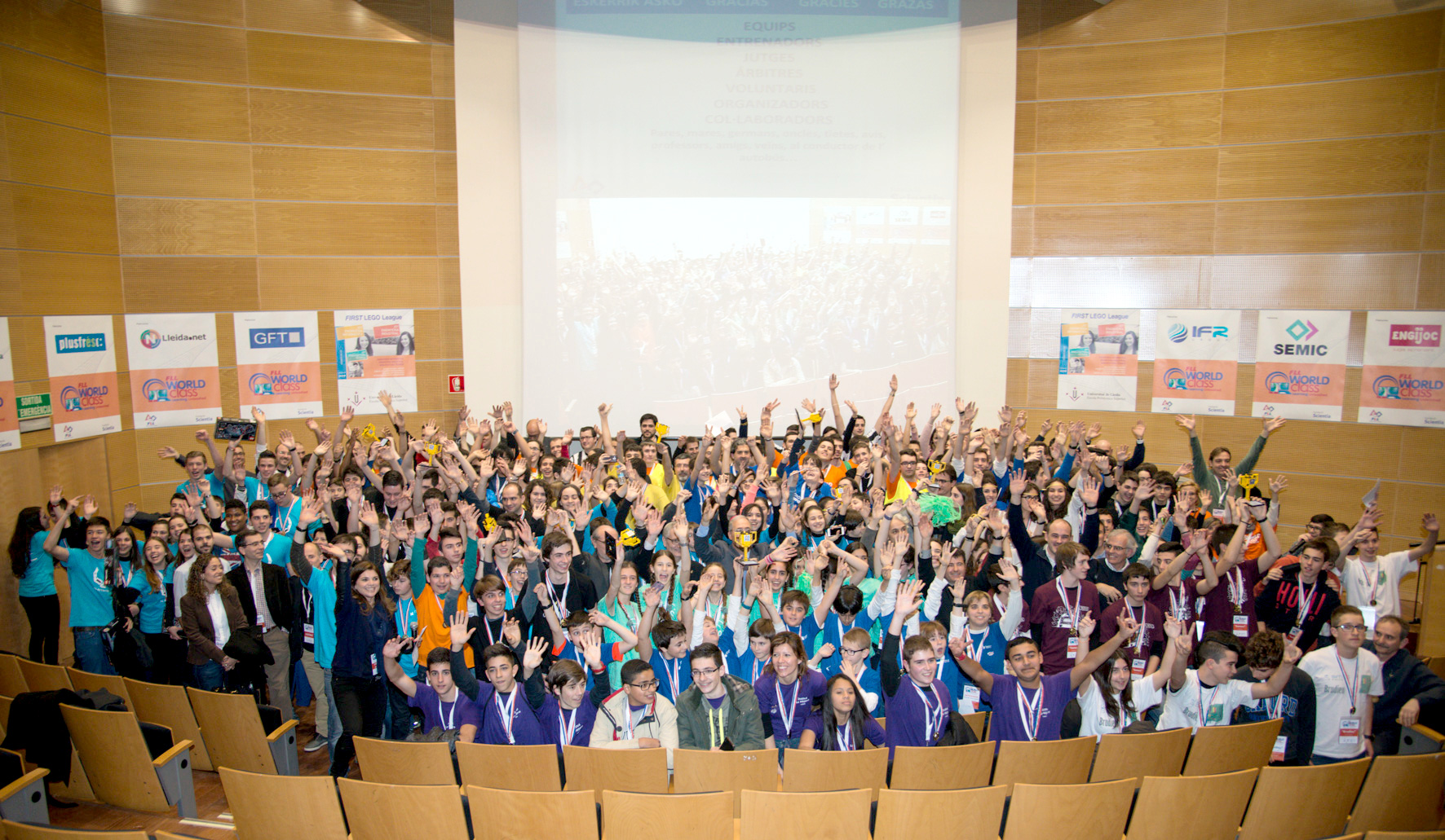 FirstLegoLeagueUdL2015