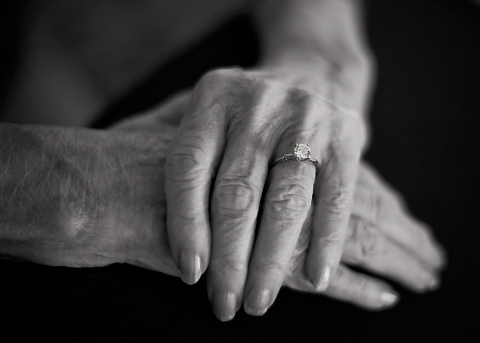 My Mom's Hands, per Ann Gordon